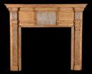 2006/1033 Philadelphia Mantel c.1800-1810
