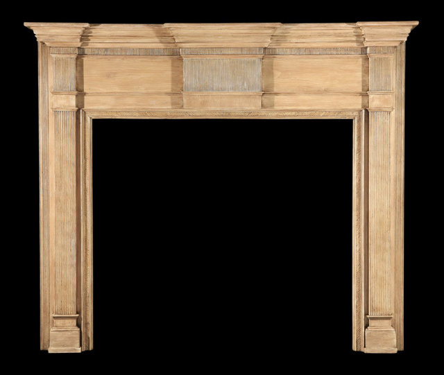 2006/1035 Lancaster County Neoclassic Mantel c.1800-1810