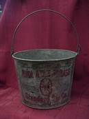 Standard Oil of Indiana Grease Bucket