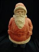 Santa   paper machie
