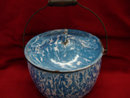 Blue Granite Kettle