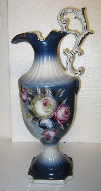 Decorative Pouring Pitcher with handle