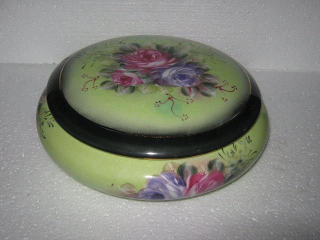 Porcelain Jewelry Box