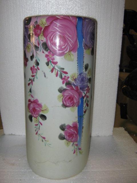 Floral Umbrella Stand