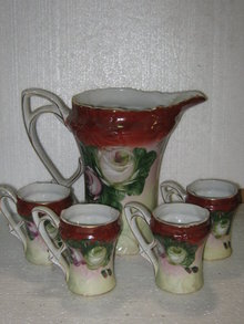 Tea/Lemonade set- 5 pcs.