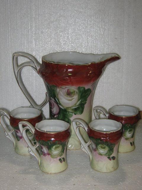 Tea/Lemonade set- 5 pcs.