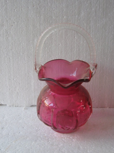 Cranberry Basket