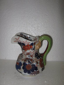 Decorative Pitcher- Copy of Imari