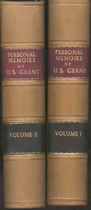 Personal Memoirs of U.S. Grant (First Edition)