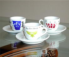 Debra Reinhart * Designer  Espresso Set. Italy