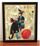 Joan Miro - Painting