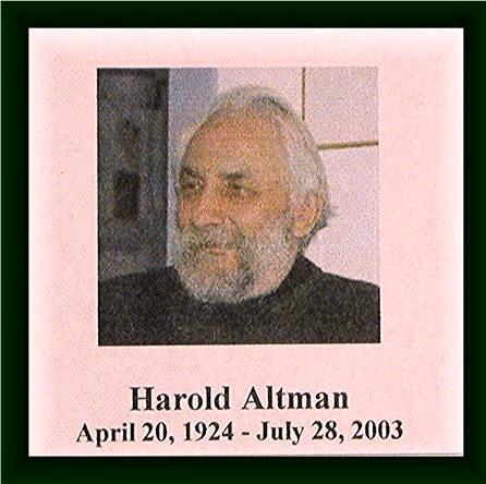HAROLD ALTMAN -