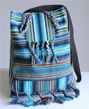 PARAGUAY. Handcrafted Back Pack. Artisan