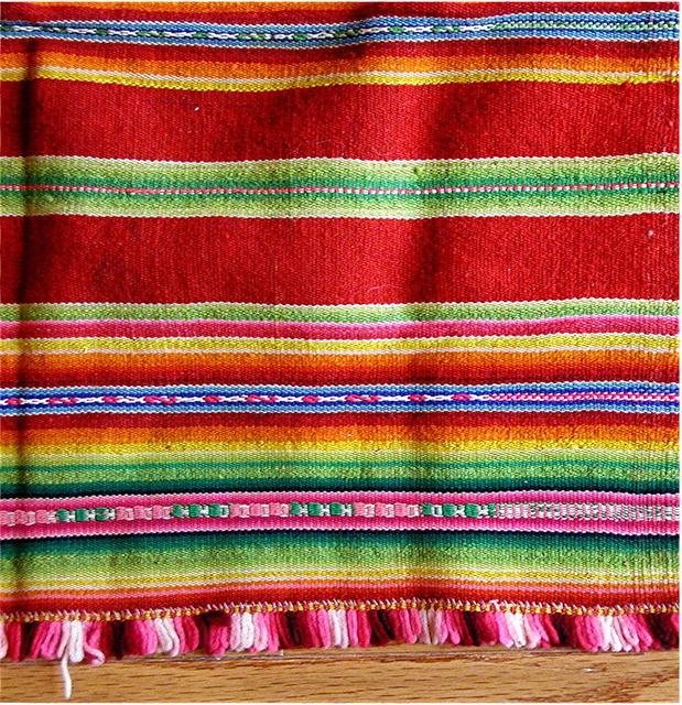 BOLIVIA.   AYMARA LEADERS   Ritual  Tari