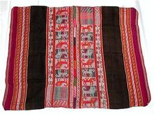 BOLIVIA.  Women's Cerimonial Wrap