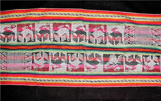 BOLIVIA.  Cerimonial & Ritual  Awayo