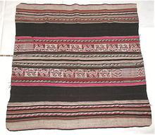 BOLIVIA.   Lliclla Cerimonial Textile. Rare Andean Tribal Weave