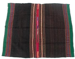 TRIBAL ARTS.  MACHA AWAYO TEXTILE