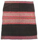 TRIBAL ARTS. EARLY QUECHUA TEXTILE.