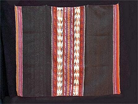 MACHA AWAYO TEXTILE. TRIBAL ART.