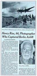 HENRY RIES.  PORTRAIT PICASSO 1950 PARIS.