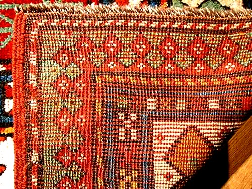 BORDJALO RUG.  WEST CAUCASUS CIRCA 1880