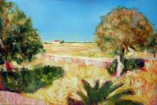 Luca Ghielmi.  Italian Expressionist Paintings