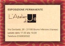 LUCA GHIELMI  * L'Atelier di Jo.  Varese,  Italy  GRAND OPENING