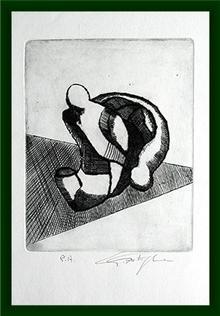 CONTEMPORARY ART  ITALY * GIANPIERO CASTIGLIONI