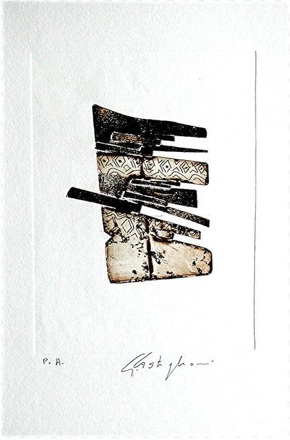 ITALY ARTS. GIANPIERO CASTIGLIONI  * Master