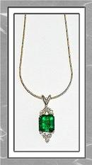 RUBY.  EMERALD. TANZANITE. DIAMOND * ESTATE DESIGNER JEWELRY