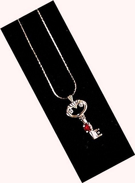 BURMA RUBY, Type A *  Diamond Pendant 14k Gold Necklace