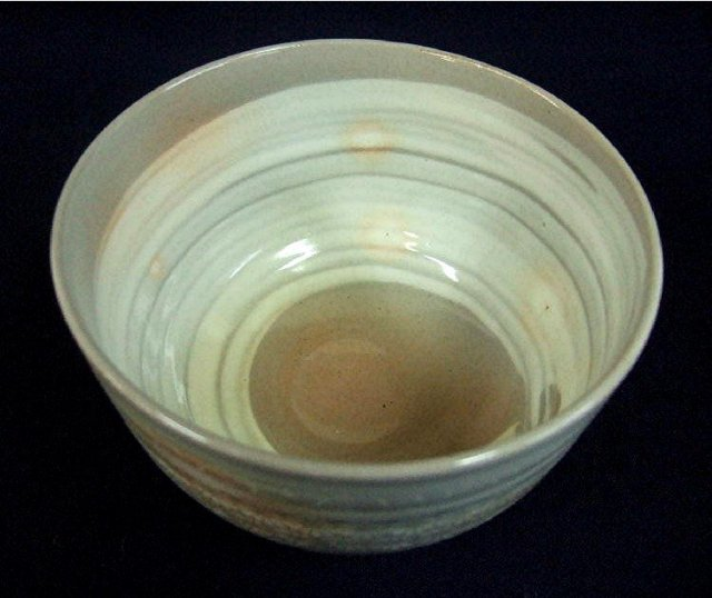 JAPAN  *  IMARI  Kyo Ceremonial Tea Bowl