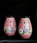 CZECH AMPHORA  Matched Set Pairing    * $ 270.
