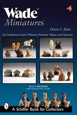WADE Minatures, England,  Nursery Rhyme Series