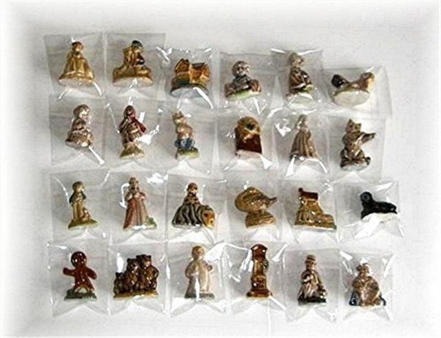 WADE & Company England, Nursery Rhymes Series plus Special Commemerative Set, complete. Extremely Rare !