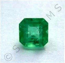 EMERALD Colombian Market  *  Certified Gems direct from the Colombian Exchange, Bogata