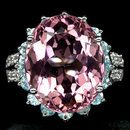 Morganite Fashion Rings Showcase , Sapphire, Topaz, Morganite,   2011 Hong Kong International Gem & Jewelry Show, From $ 109.