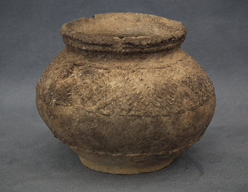 Antique Chinese Neolithic Ceramic Jar