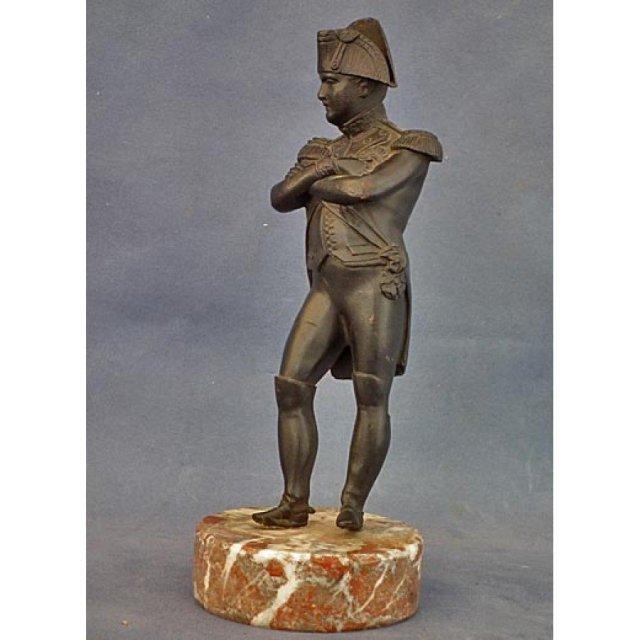 Antique Napoleon Bonaparte Bronze Sculpture 19th century