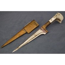 SOLD Indo Persian Islamic Afghan Dagger Pesh kabze Choora