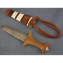 African Sudanese Islamic Tribal Arm Dagger