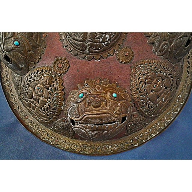 Antique Indonesian Shield 19th century