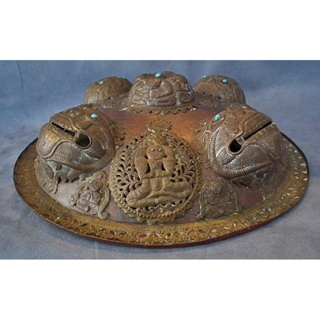 Antique Indonesian Shield 19th century