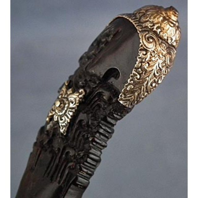 Antique Ceylonese Sinhalese dagger Piha - kaetta 17th century