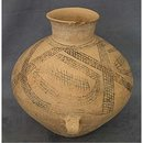SOLD Antique Chinese Yangshao Neolithic Ancient Amphora