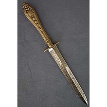 Antique Civil War American Bowie Knife