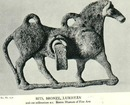 A Rare 1st millennium B.C. Luristan Bronze Horse Bit
