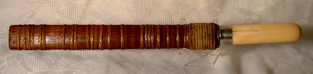 ANTIQUE DHA SWORD BURMESE OR THA, 19th century