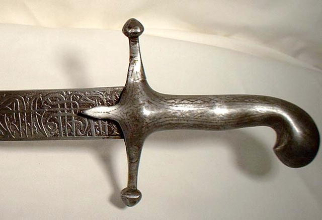 18th century Indo Persian sword Shamshir